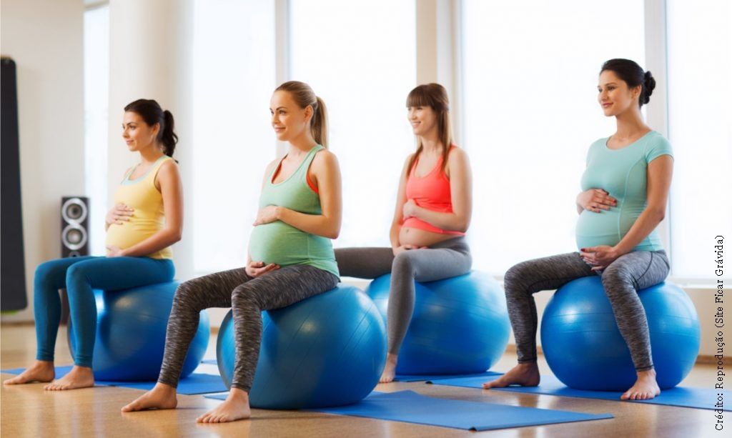 pilates gravidez